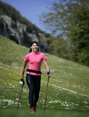 Learn Nordic Walking With Nz Certified Instructors Nordic Kiwi New